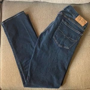 Polo Ralph Lauren Varick Slim Straight Jeans 32x32